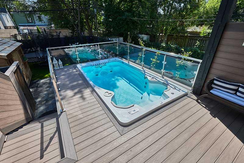 Swim Spa 14fX