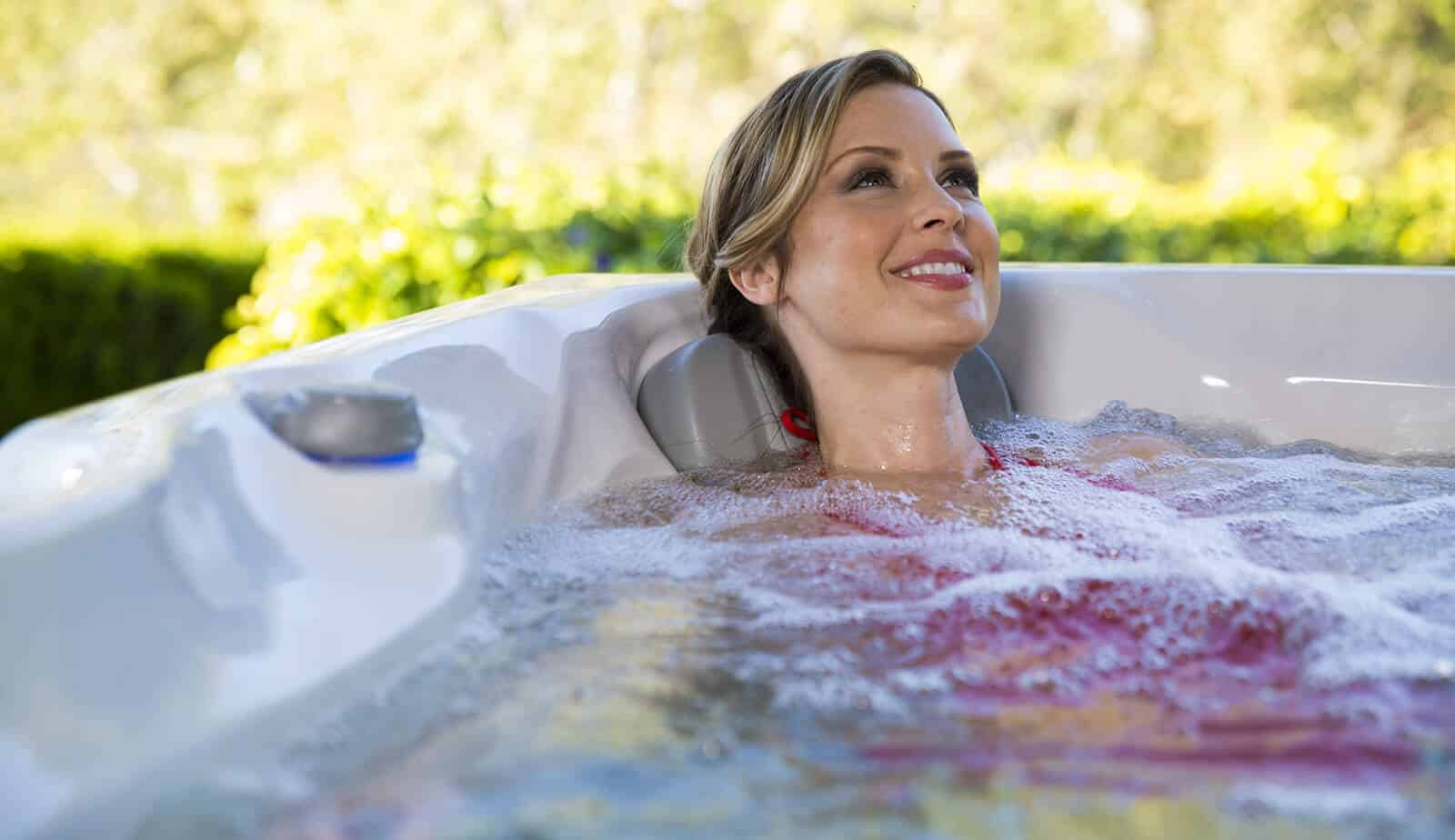Relax in a Hot Tub